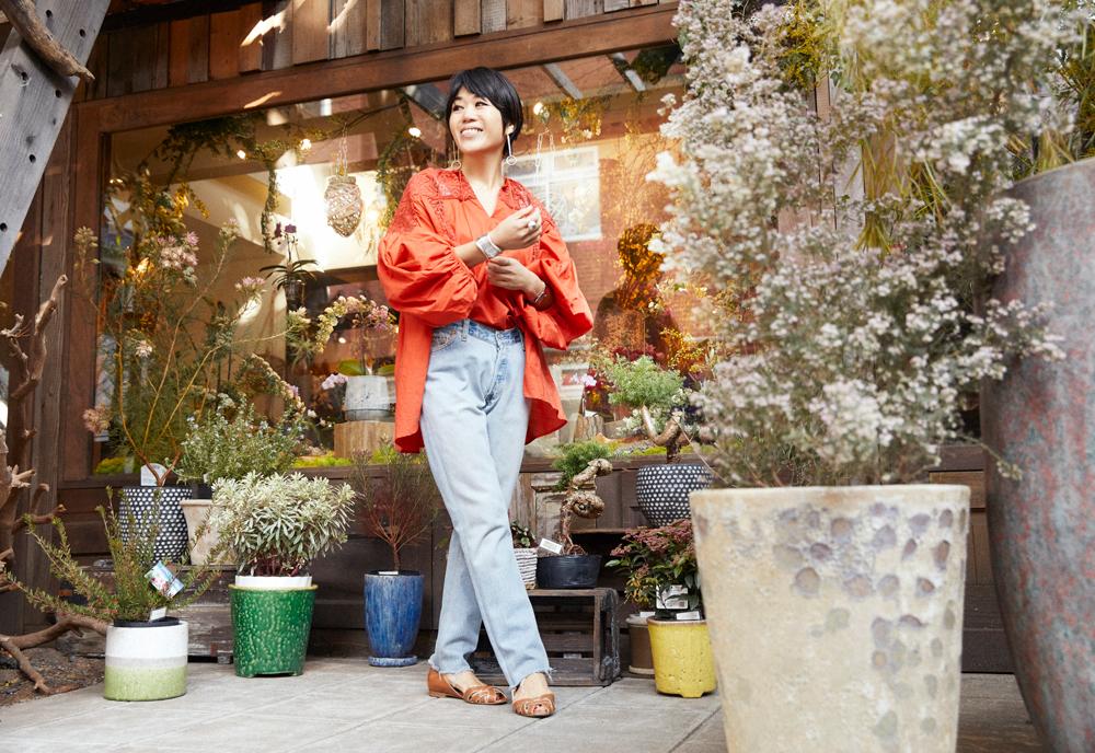 Interview 早坂香須子さん
