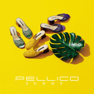 PELLICO SUNNY 2018 SPRING SUMMER COLLECTION START!!