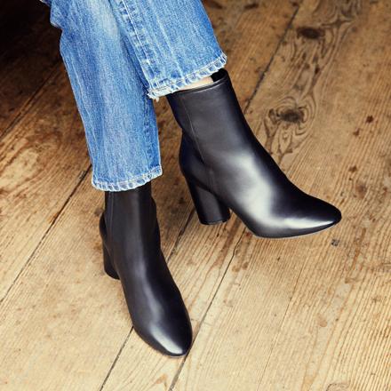 靴は着る服以上に、そのときのムードが表れるもの