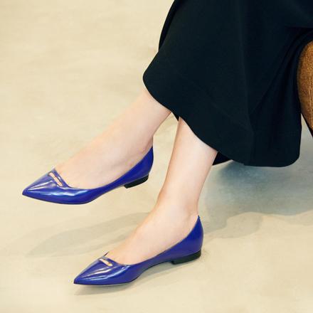 いまの私は、ワンピースに合う靴があればいい