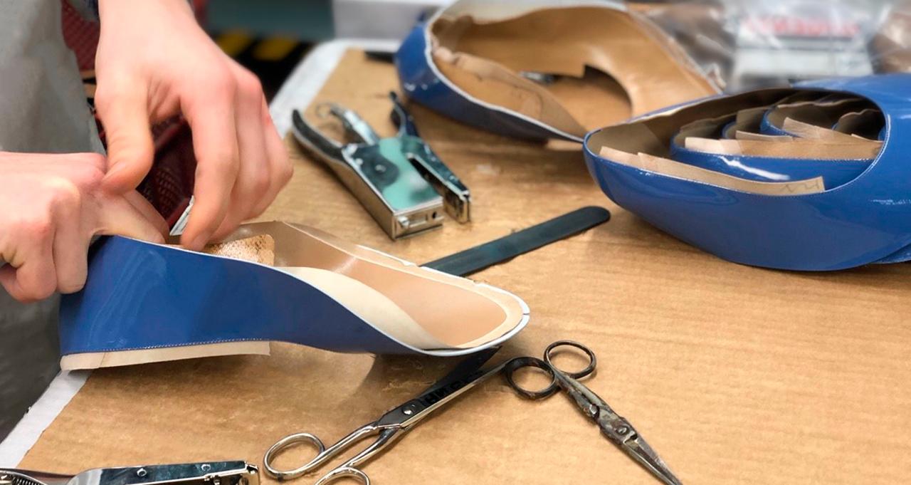 靴に命を吹き込むパタンナーの目利き