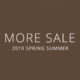PELLICO 2019 SPRING SUMMER MORE SALE START