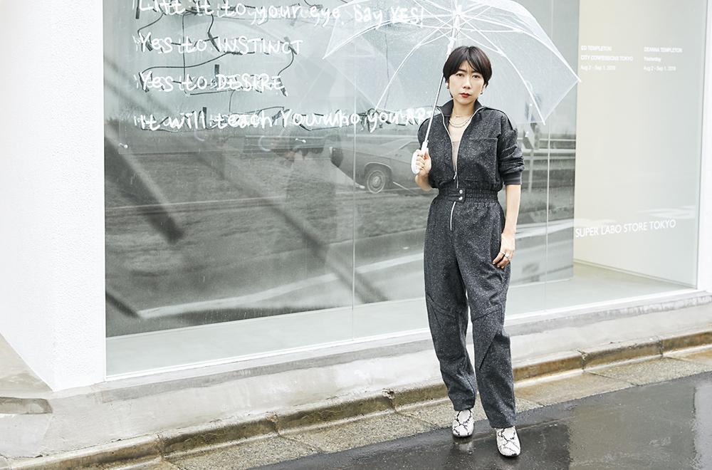 INTERVIEW 一ツ山佳子さん