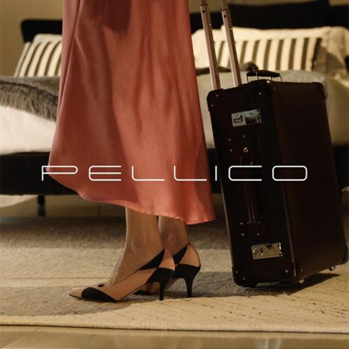 シーンの数だけ靴がある、PELLICOと私