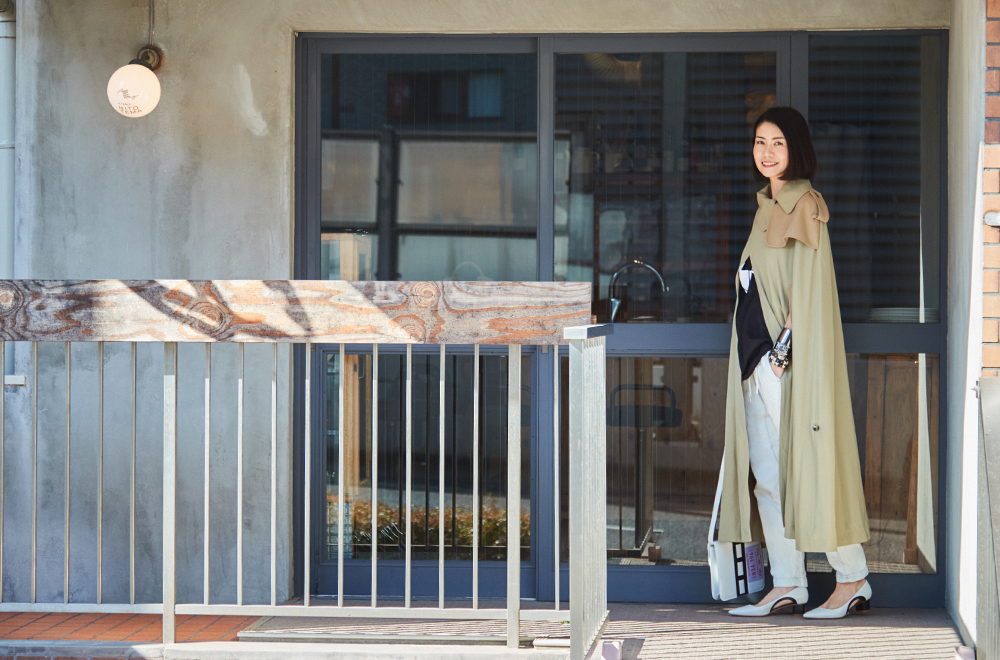 INTERVIEW 谷尻直子さん
