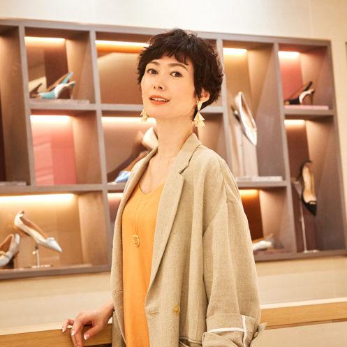 INTERVIEW 田丸麻紀さん
