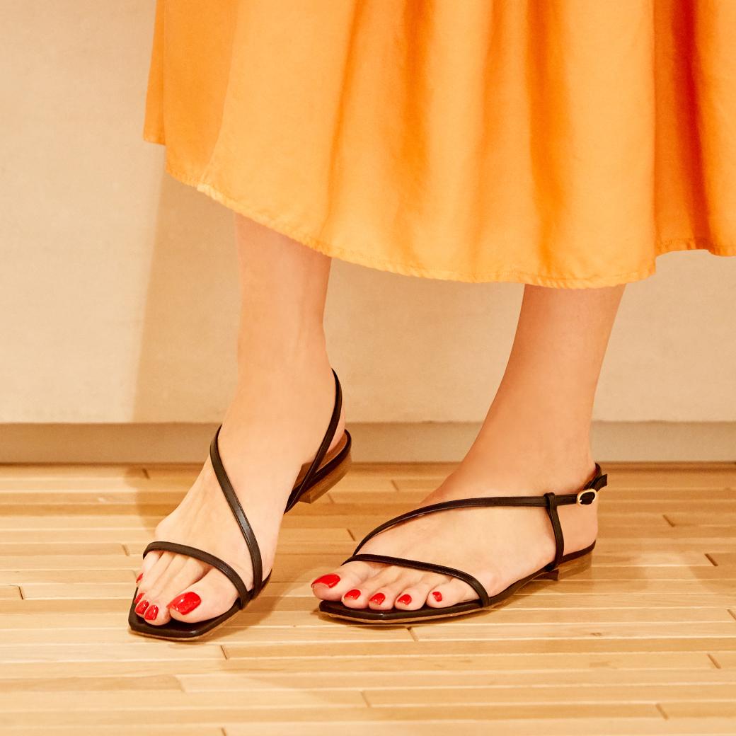 PELLICOは、自分の足に合うシンデレラの靴の