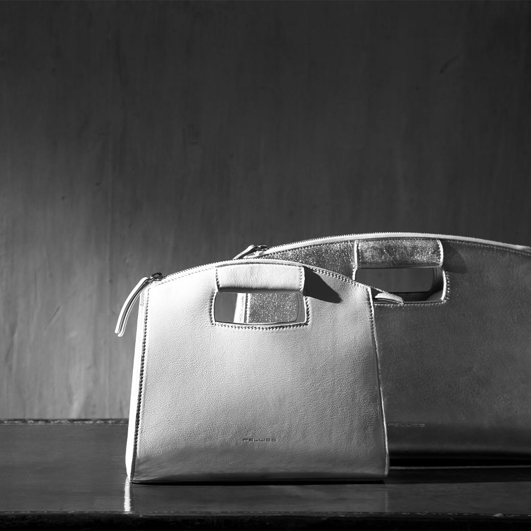 アート作品のような見目麗しいバッグ