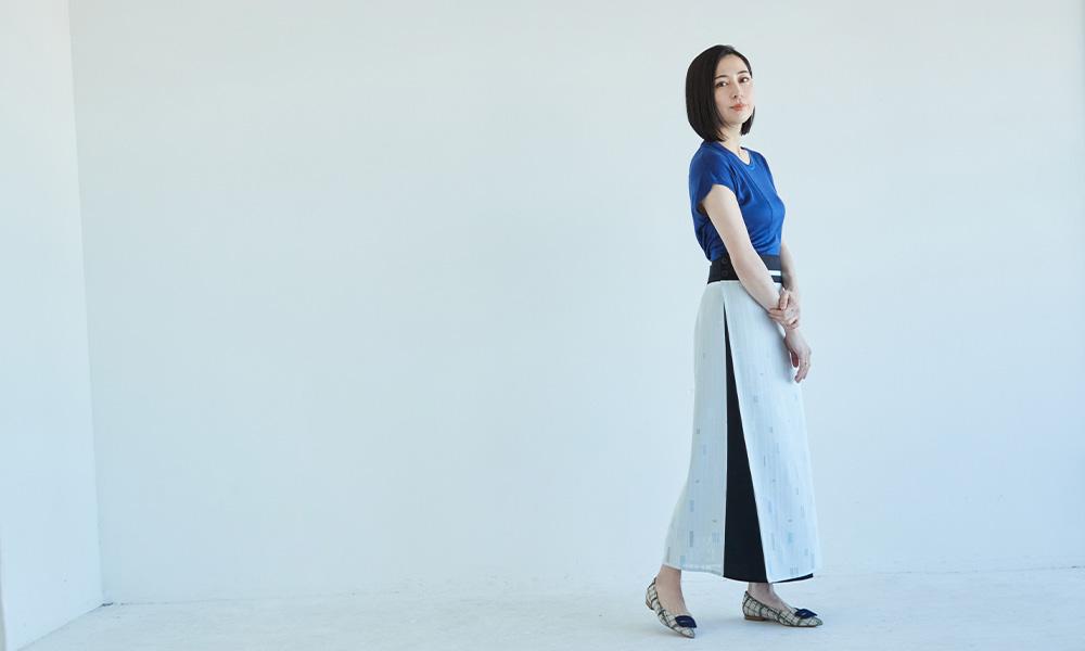 INTERVIEW 岡西佑奈さん