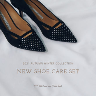 WE'VE GOT SOMETHING NEW! <br>SHOE CARE SET FOR PELLICO!!