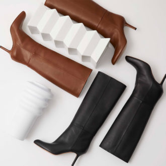 Basic long boots that suit you